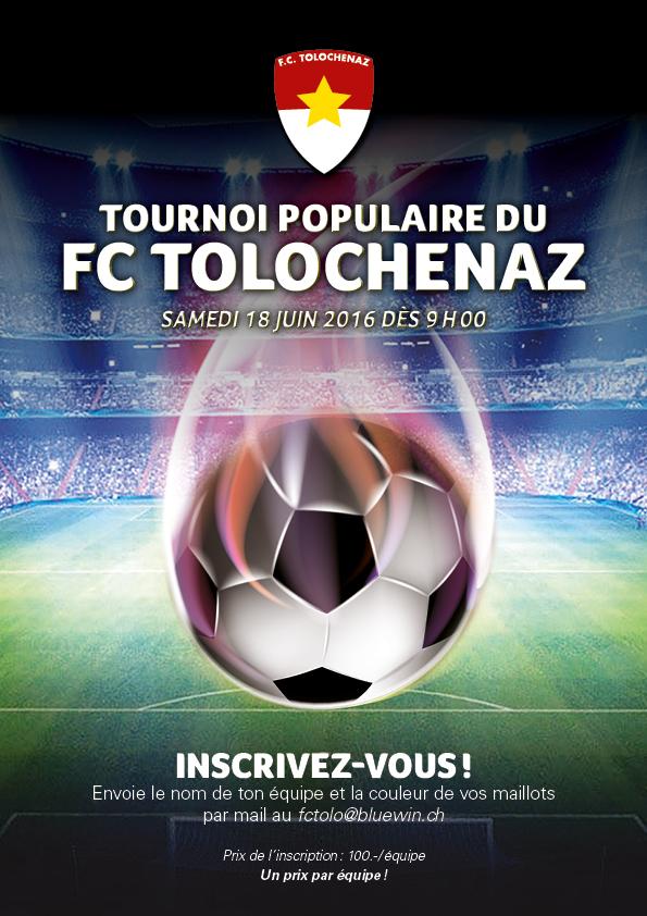 Tournoi à six du FC Tolochenaz