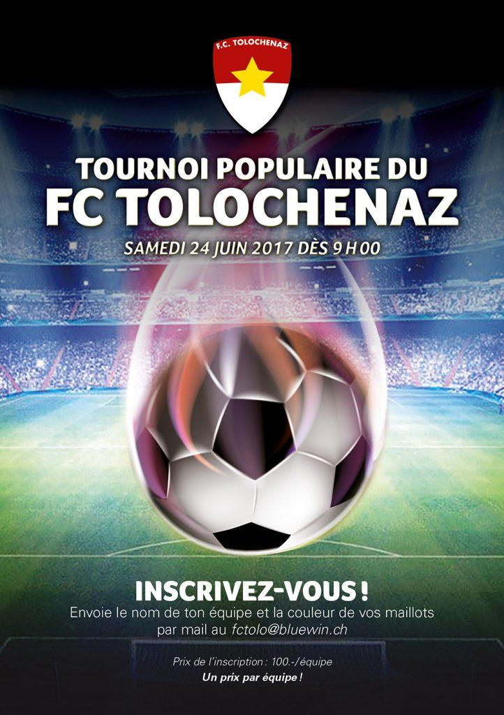 Tournoi à six 2017 du FC Tolochenaz
